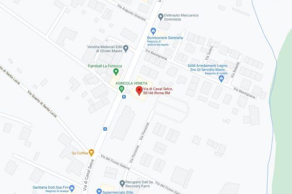 Officine Ortopediche di Casalotti, Roma – (franchising)