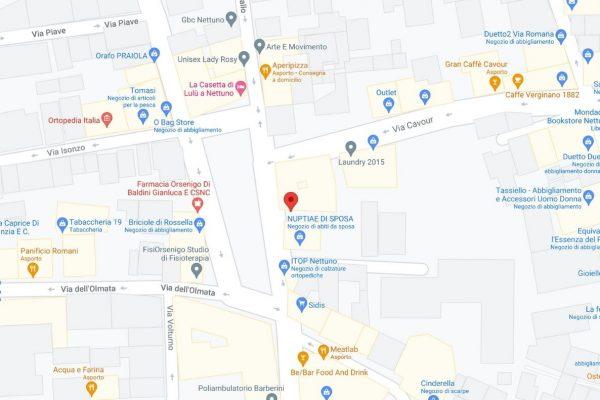 Officine Ortopediche di Nettuno, Roma – (franchising)