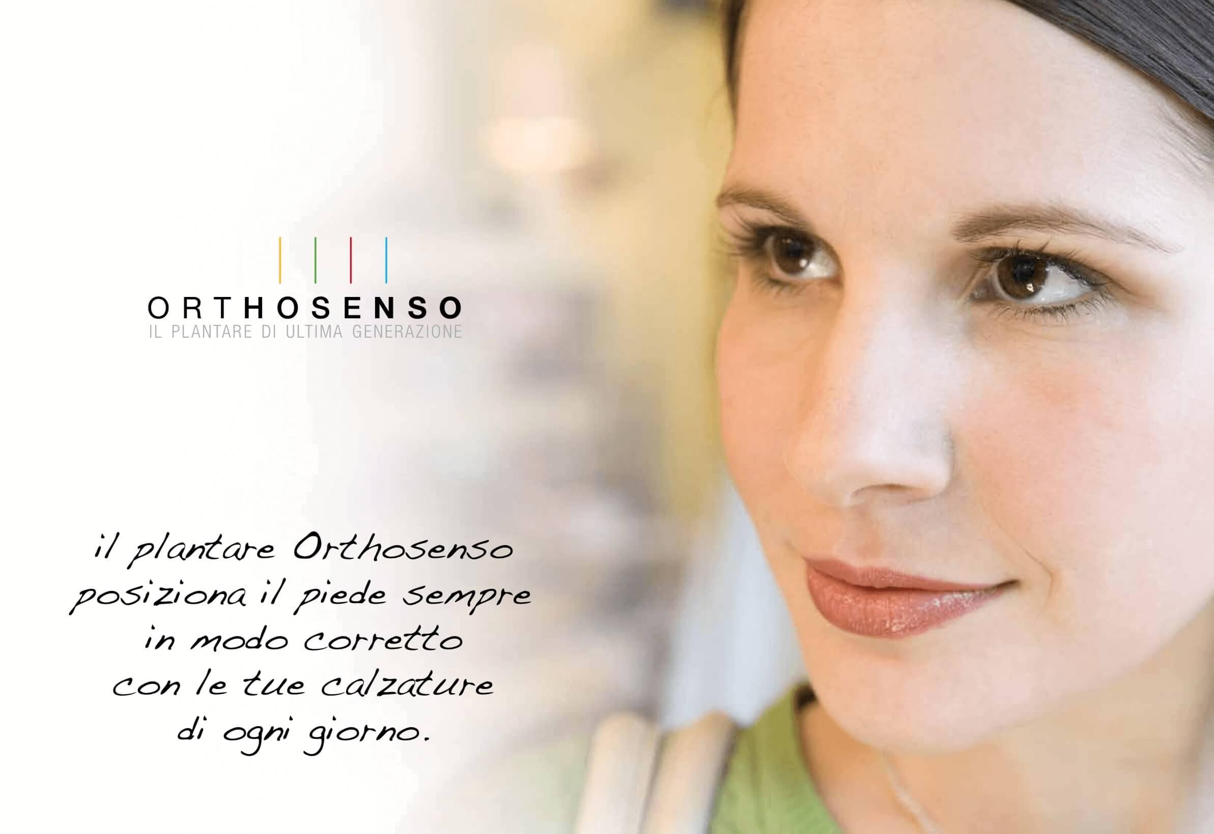 Orthosenso plantare ultima generazione - Officine-Ortopediche.com