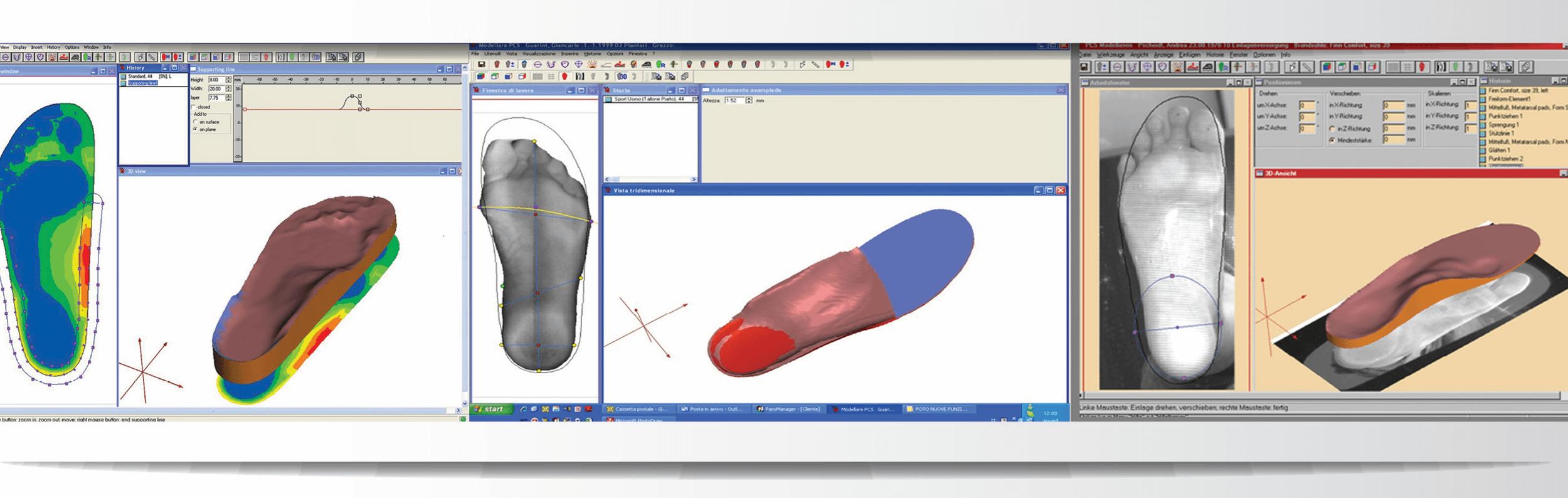 Plantari realizzati in CAD e CAM - Officine-Ortopediche.com
