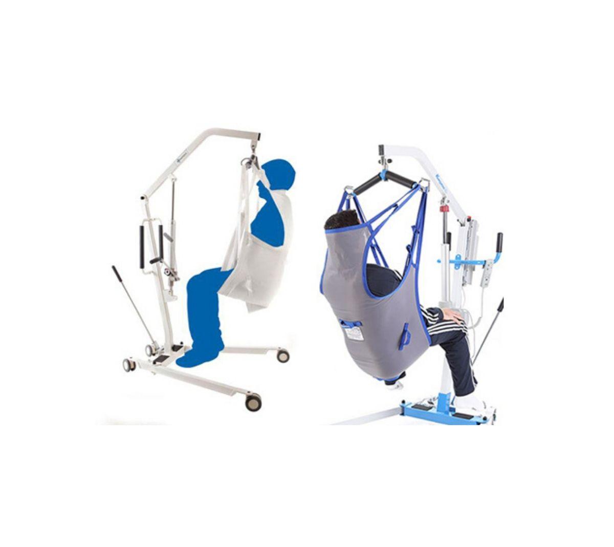 Sollevatore elettrico e manuale - Officine-Ortopediche.com