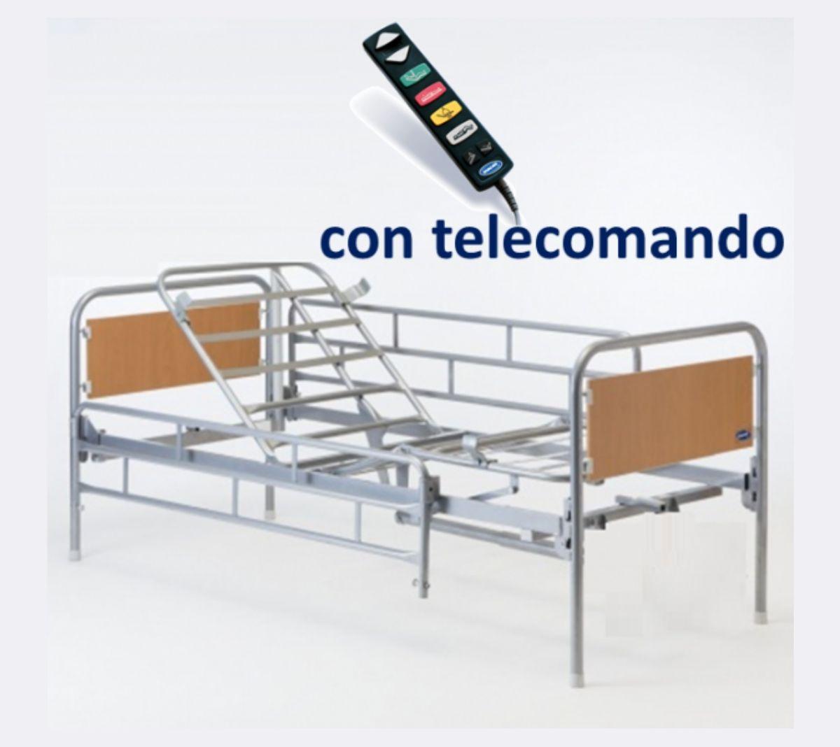 Letto elettrico e manuale - Officine-Ortopediche.com