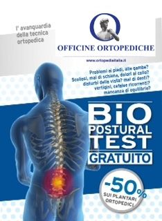Officine Ortopediche Brochure